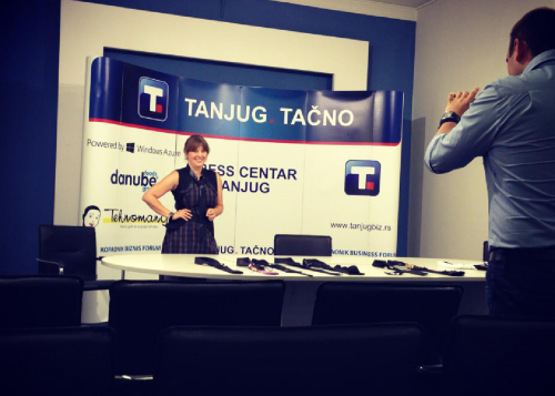 Izložba kravata Nataše Šarić najavljuje 34. Perwoll Fashion Week3