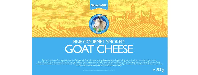 Select Milk design