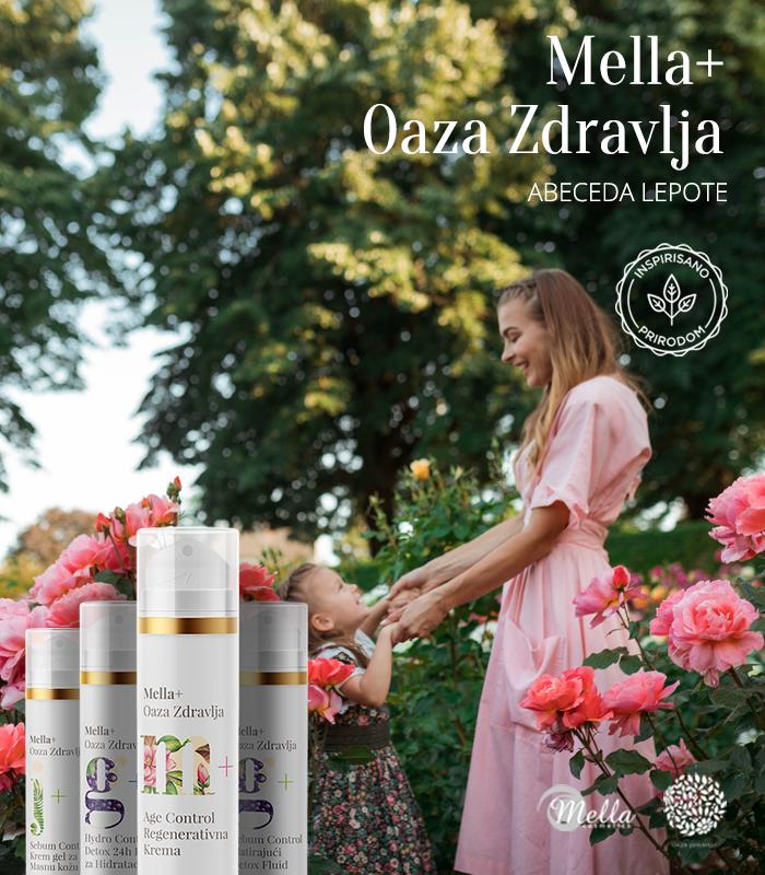 Oazazdravlja.rs Banner Mobilni Mella Inspirisanoprirodom