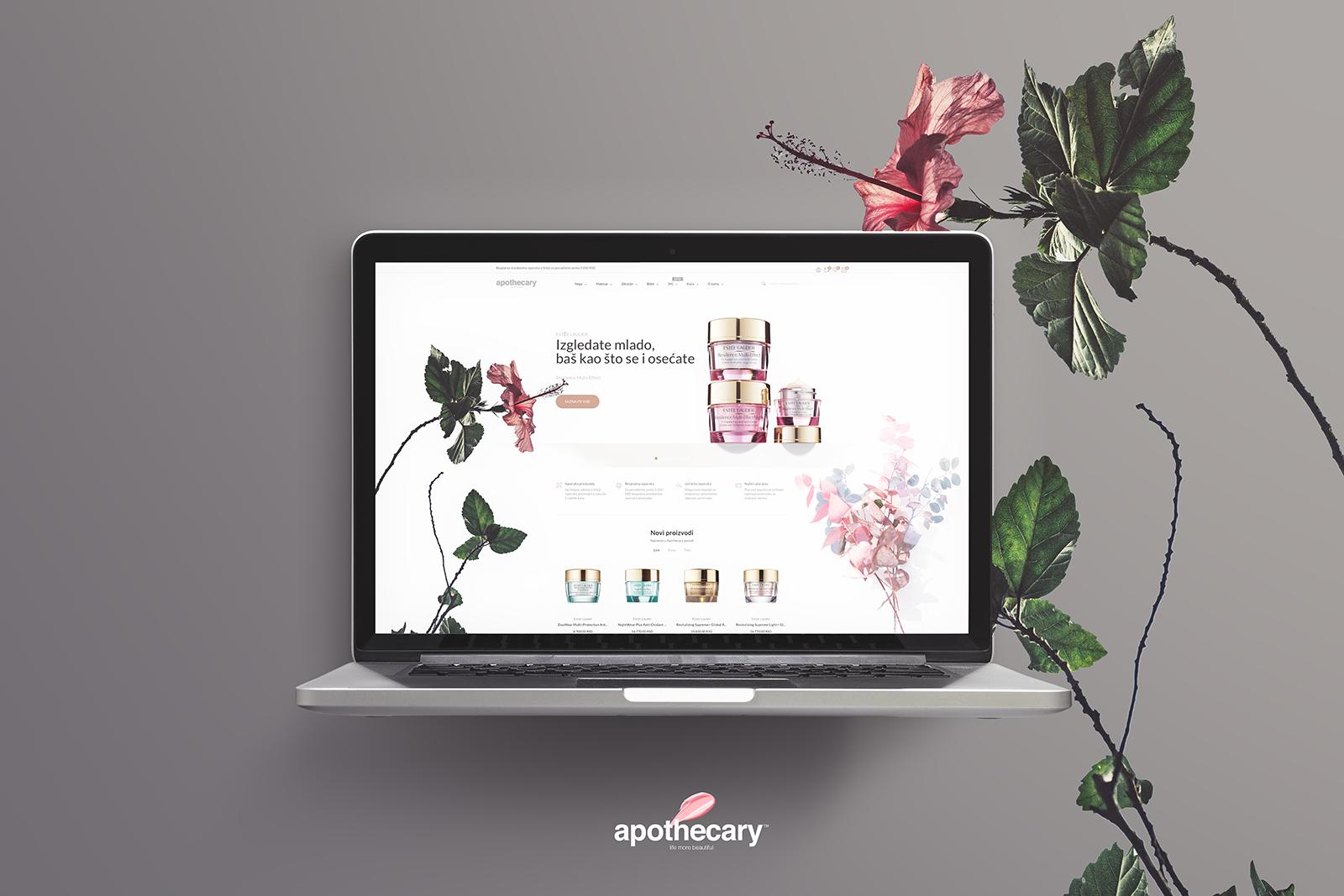 Apothecary Website 1600