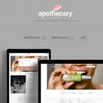The Bold Newcomer —apothecary :a'po(tə)kari