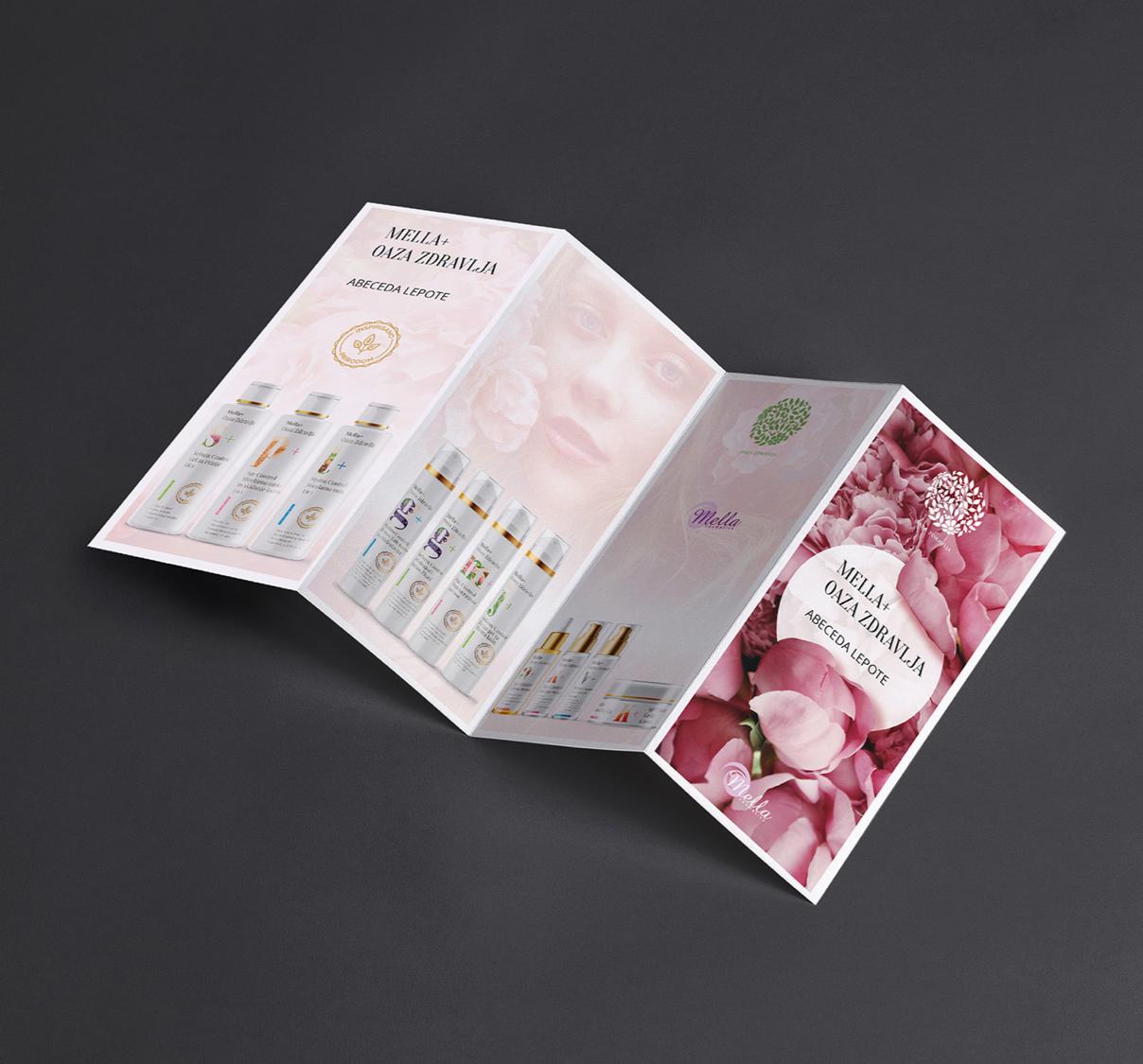 Mella Cosmetics Brochure