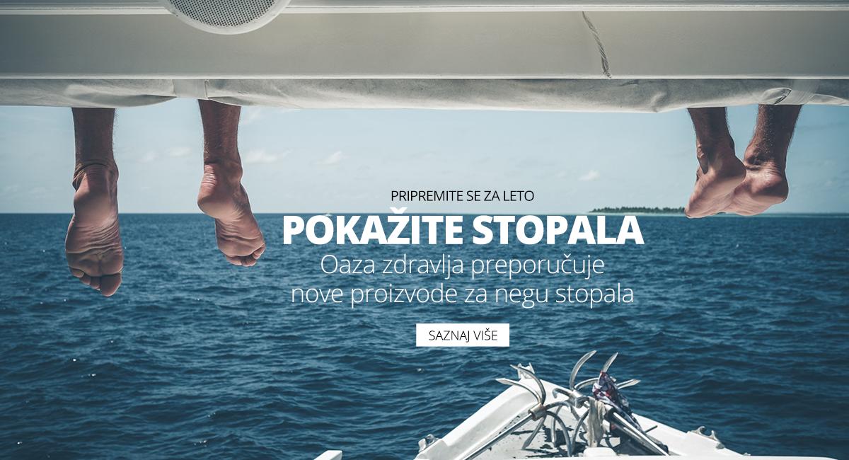 Oazazdravlja.rs Banner Nega Stopala 2