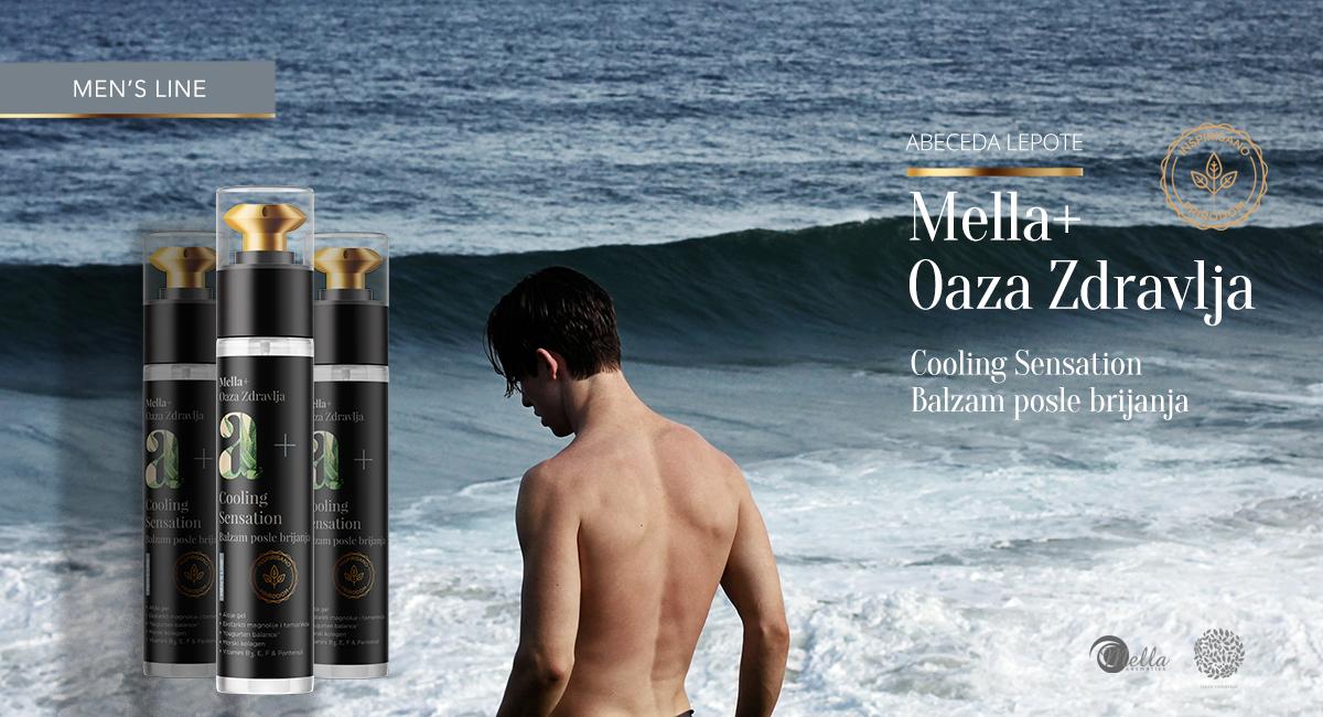 Oazazdravlja.rs Banner Desktop Mella Men Cooling Sensation 2